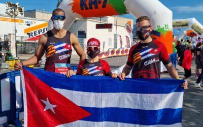 Cuban Trail Team en el Tast 2021