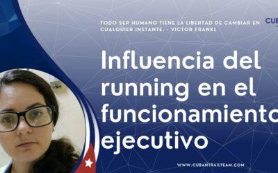 Influencia del running en el funcionamiento ejecutivo