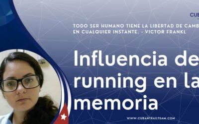 Influencia del running en la memoria
